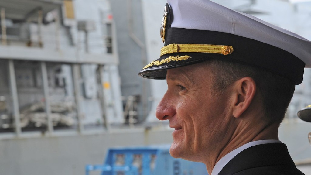 This is what was so unusual about the U.S. Navy making Captain Brett Crozier step down.