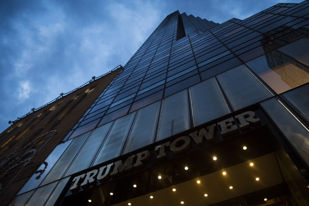 Donald Trump waits in his tower — accessible yet isolated