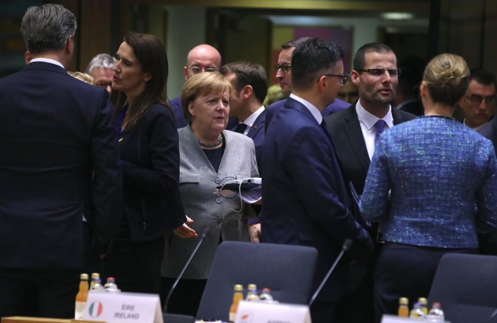 The new European revolt against Angela Merkel