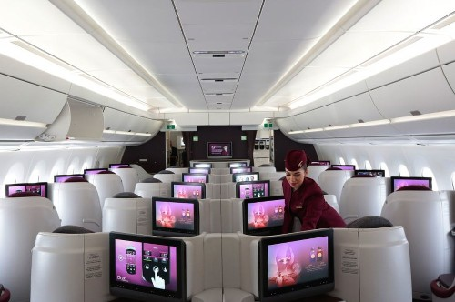 Qatar Airways named best in the business. U.S. carriers fall short.