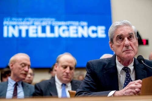 House is investigating whether Trump lied to Mueller, its general counsel told a federal appeals court