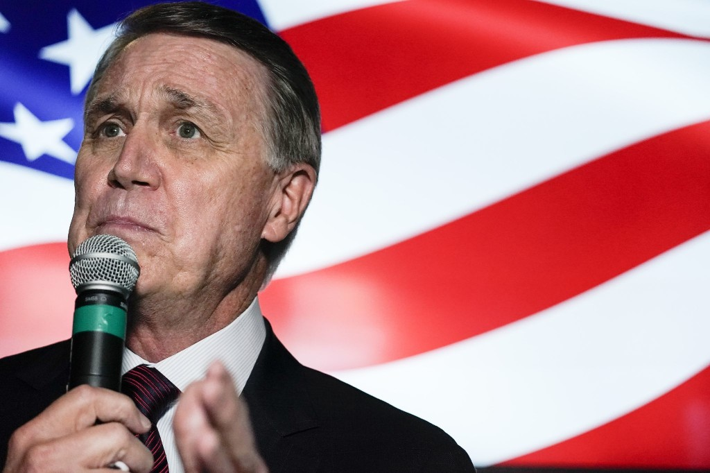 David Perdue has troubles