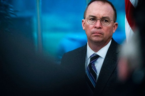 Mulvaney says U.S. is 'desperate' for more legal immigrants