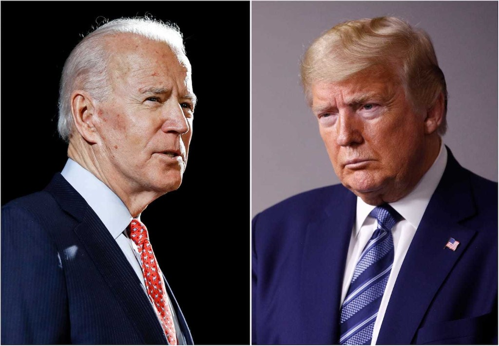 Joe Biden flips the script on Trump