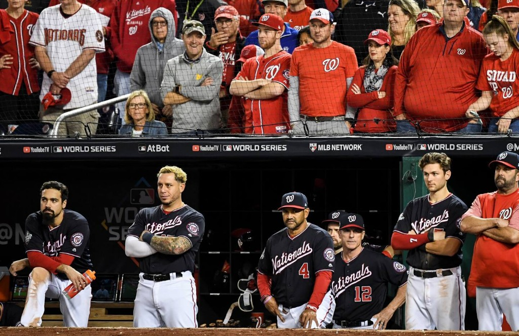 The story of these Nationals has never been easy to believe, so why stop believing now?