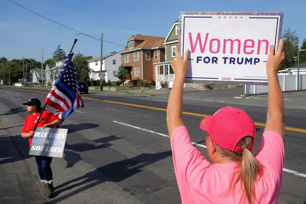 GOP women warn of eroding support among female voters amid a 'gender chasm'