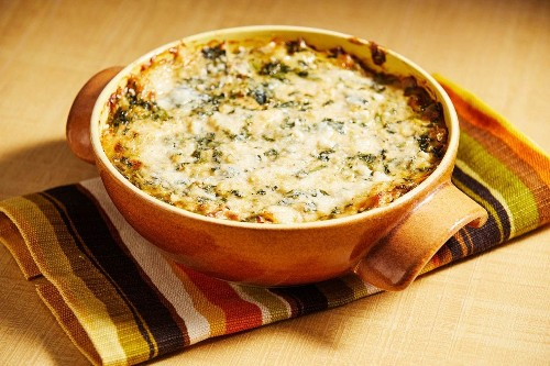 Warm Crab and Spinach Dip - The Washington Post