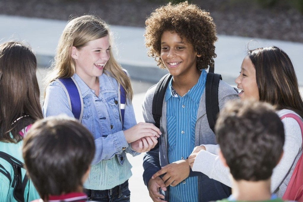 To raise independent kids, treat middle school like a dress rehearsal for life