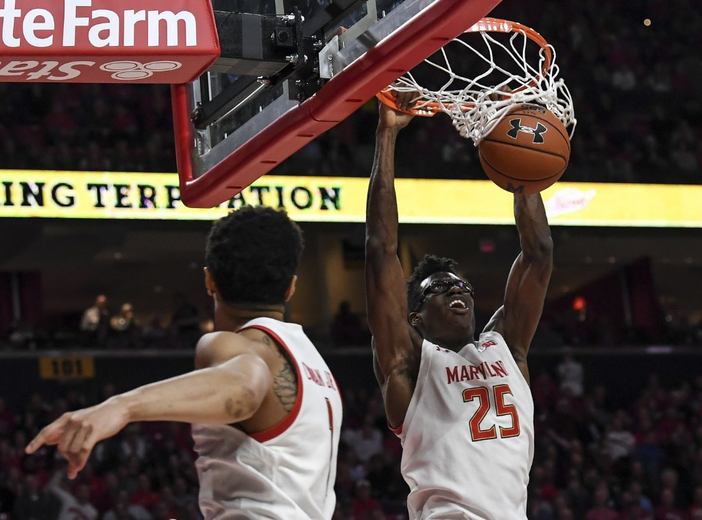 Jalen Smith, Anthony Cowan Jr. take over for Maryland in another win over Northwestern