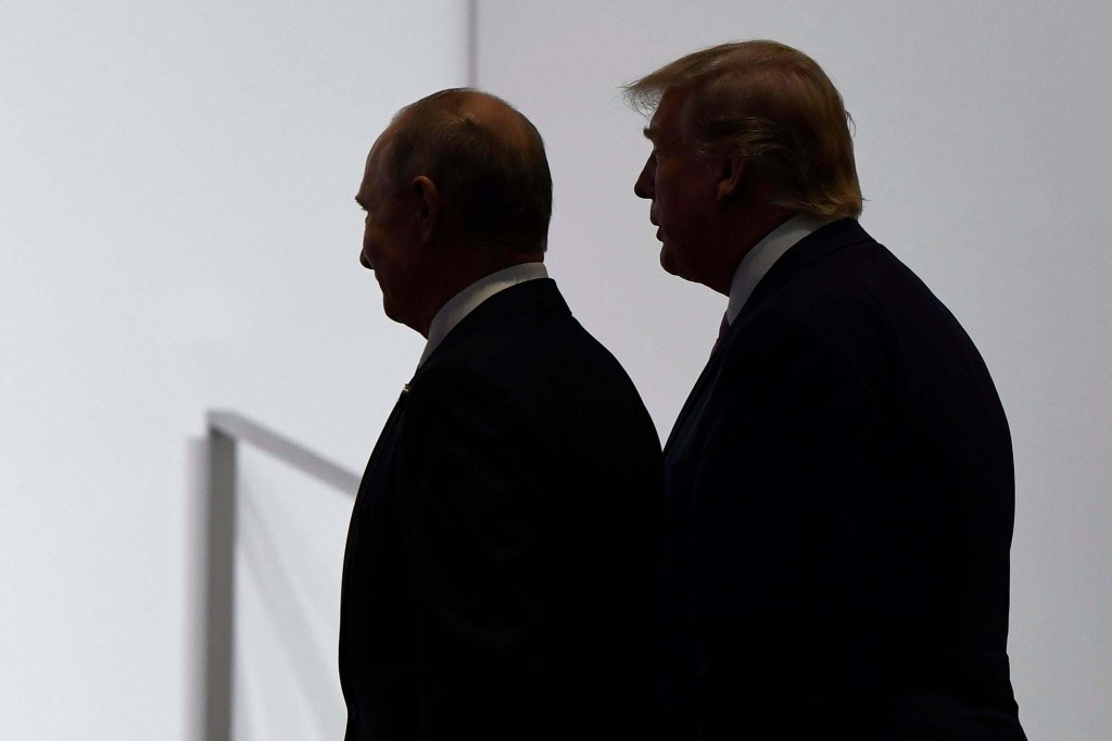 Tumult at home, ailing alliances abroad: Why Trump's America has been a 'gift' to Putin
