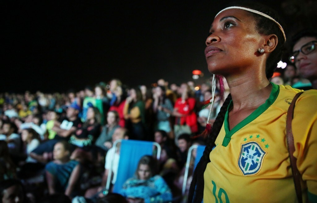'Let's dance': Olympics ends in relief for Brazilians