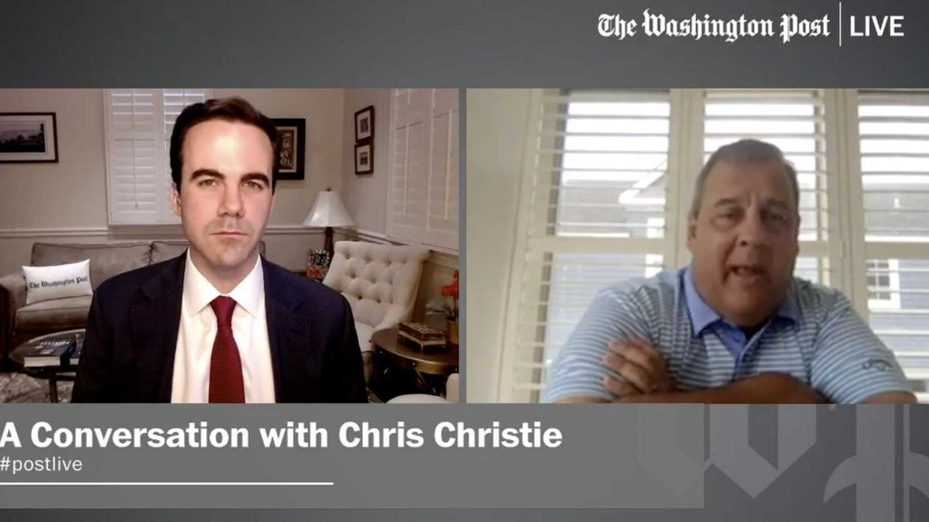 Chris Christie on rumors that President Trump may replace Vice President Mike Pence - The Washington Post