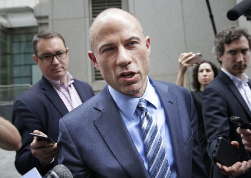 'This is not the only tape': Michael Avenatti says there are more secret recordings of Trump