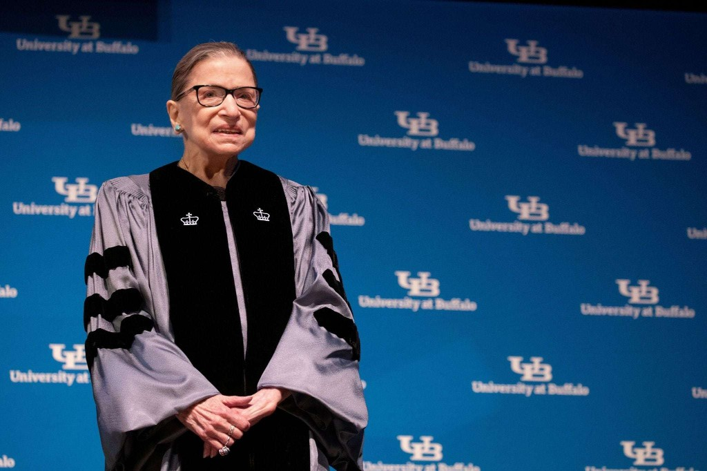 Ginsburg's death sets off political battle over her replacement, Supreme Court's future