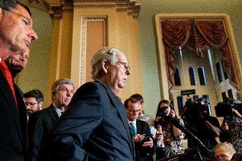 The revealing splits in GOP senators' reactions to impeachment