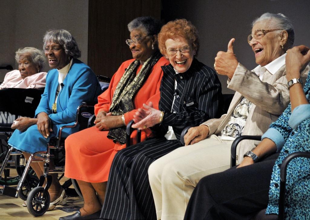 Helen Jones Woods, member of barrier-breaking all-female jazz band, dies at 96 of coronavirus