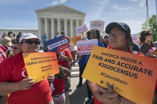 2020 Census will not include citizenship question, DOJ confirms