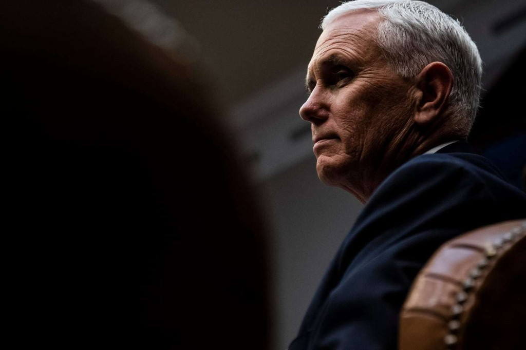 So, while we're waiting ... will Mike Pence ever be president?
