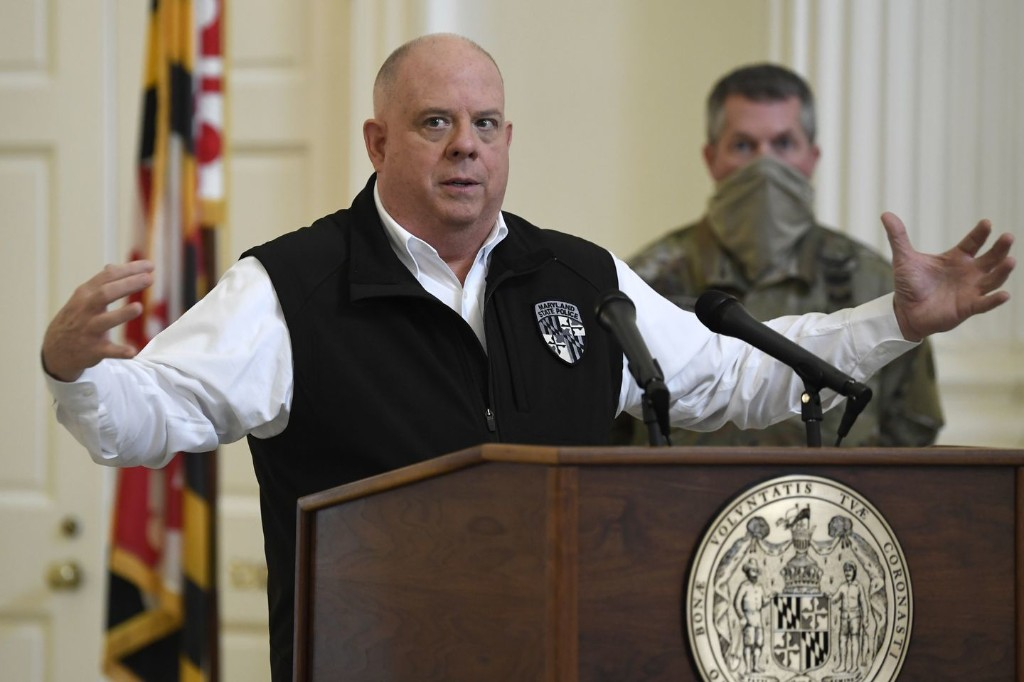 Hogan freezes non-coronavirus spending, orders broad cuts as pandemic's grip on region grows