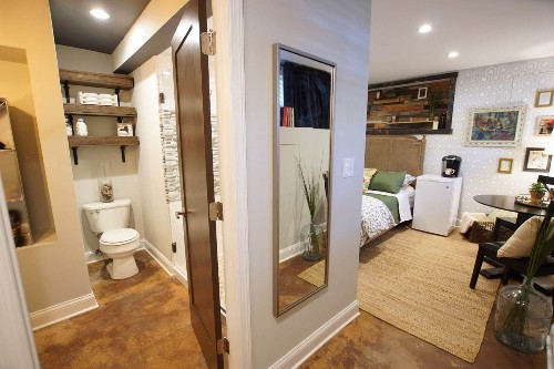 8 ways to make the most of a basement apartment