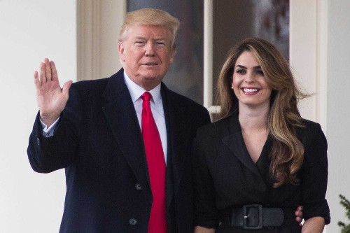 Hope Hicks explains everything