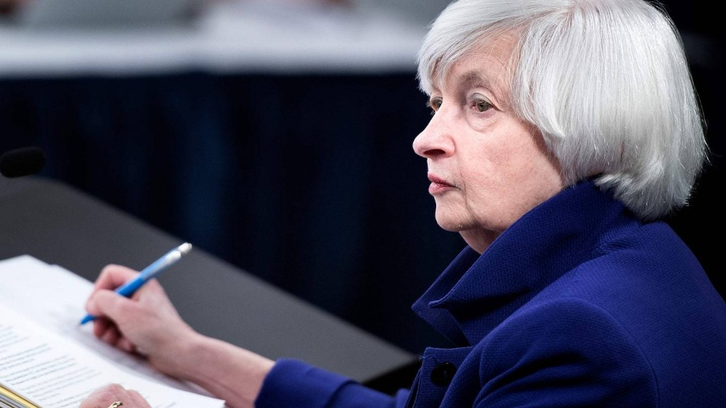 The Energy 202: What the Janet Yellen pick for Treasury means for climate policy