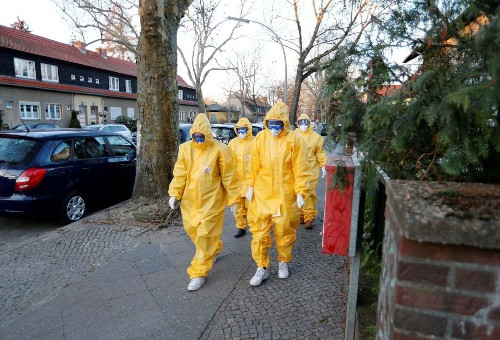 Why Germany's coronavirus death rate is so much lower than other countries' rates