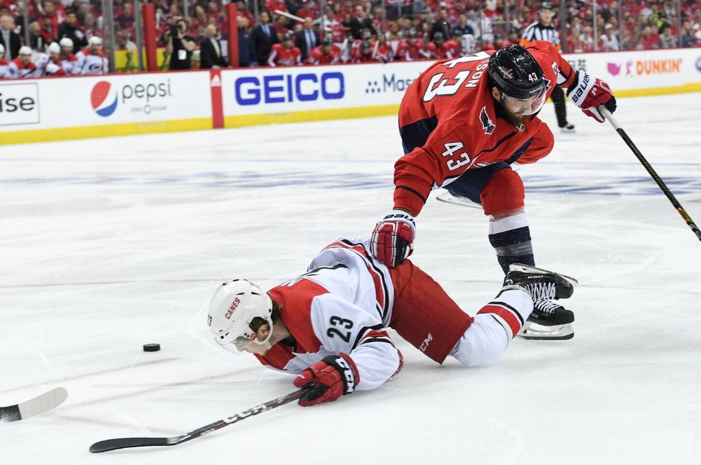 After a brief identity crisis, Capitals have seemingly rediscovered their most menacing form