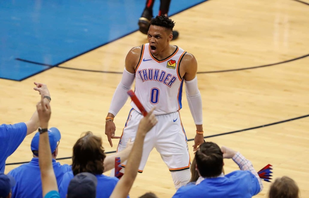 Steve Kerr calls Russell Westbrook's treatment of the media 'dangerous' for the NBA