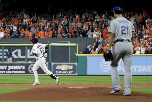 At World Series, a racist taunt fuels a stunning episode of civility