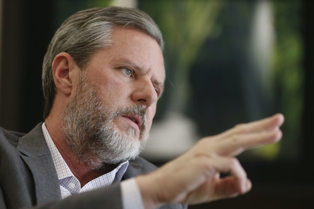 Jerry Falwell Jr.'s coronavirus response shows his staggering level of ignorance