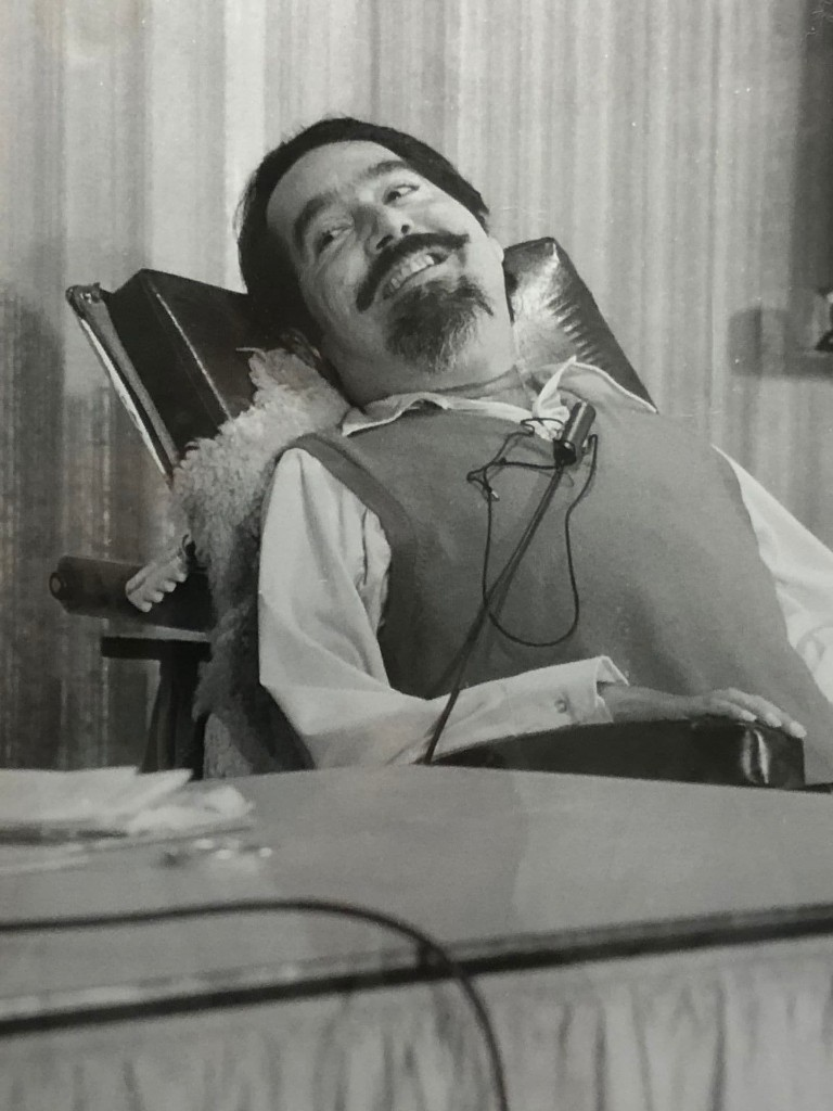 How a student with his 800-pound iron lung pioneered disability rights, changed U.S. law