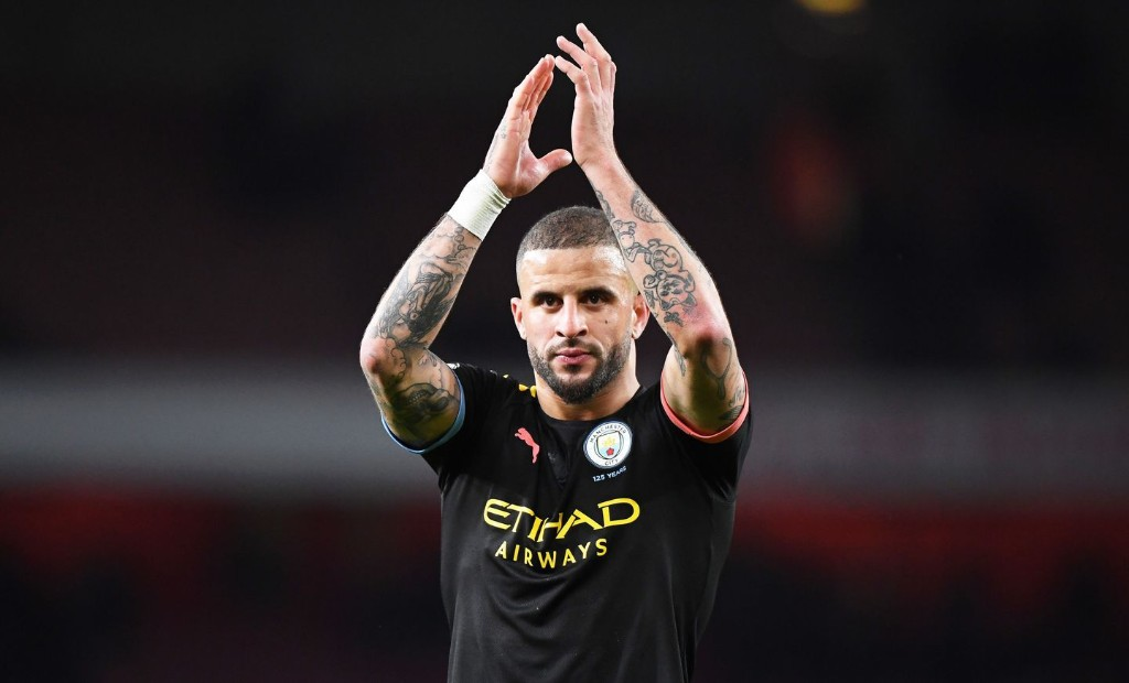 Manchester City's Kyle Walker apologizes for partying with sex workers during lockdown
