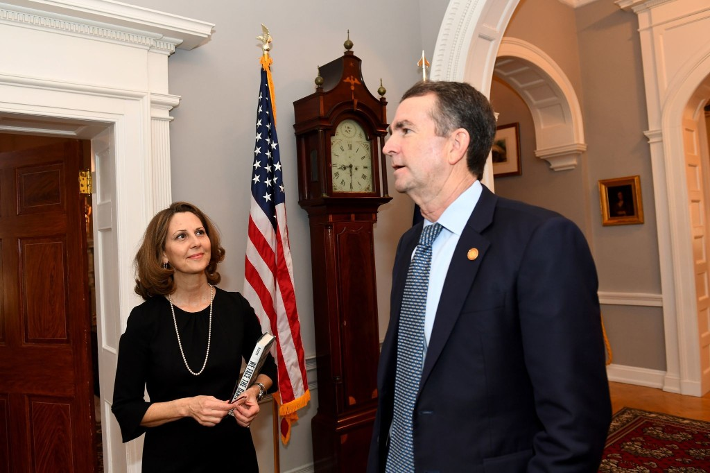 Virginia Gov. Ralph Northam, wife test positive for coronavirus