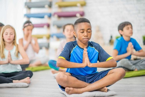 Can meditation help kids with autism better cope with sensory overload?