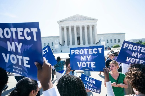 The Supreme Court just body-slammed democracy. More is coming.