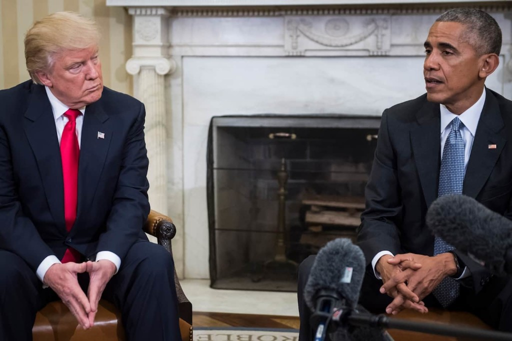 Trump's attempts to smear Obama could backfire spectacularly