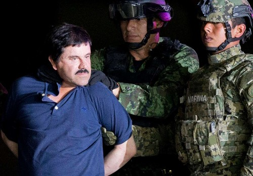 'El Chapo' made an unusual prison request. Authorities fear it's another ploy to escape.