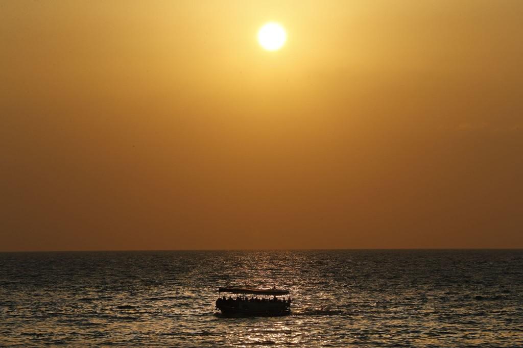 Fleeing chaos and hardship, Lebanese have begun braving perilous seas