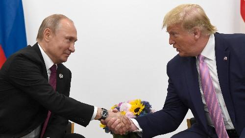 Trump's moves in Ukraine and Syria have a common denominator: Both help Russia