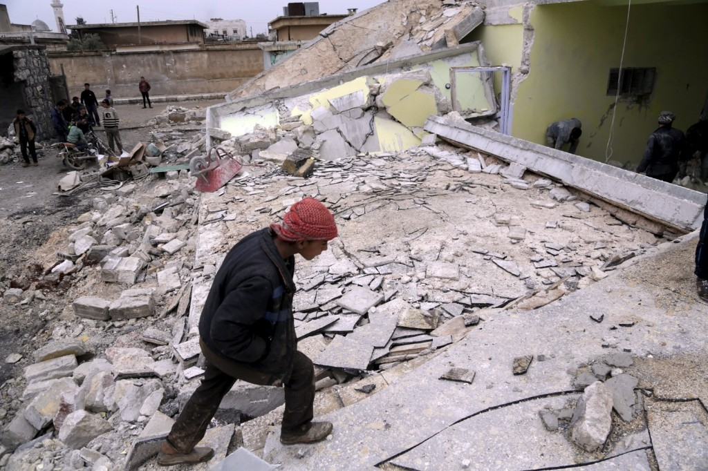 Russian airstrikes are working in Syria — enough to put peace talks in doubt
