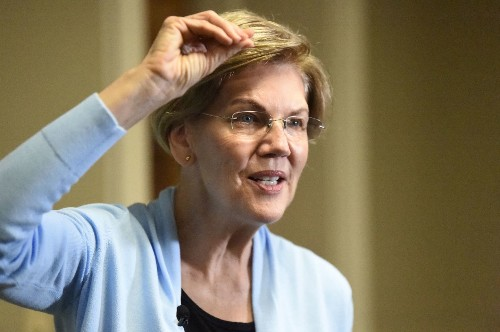 Sen. Elizabeth Warren earned nearly $2 million consulting for corporations and financial firms, records show