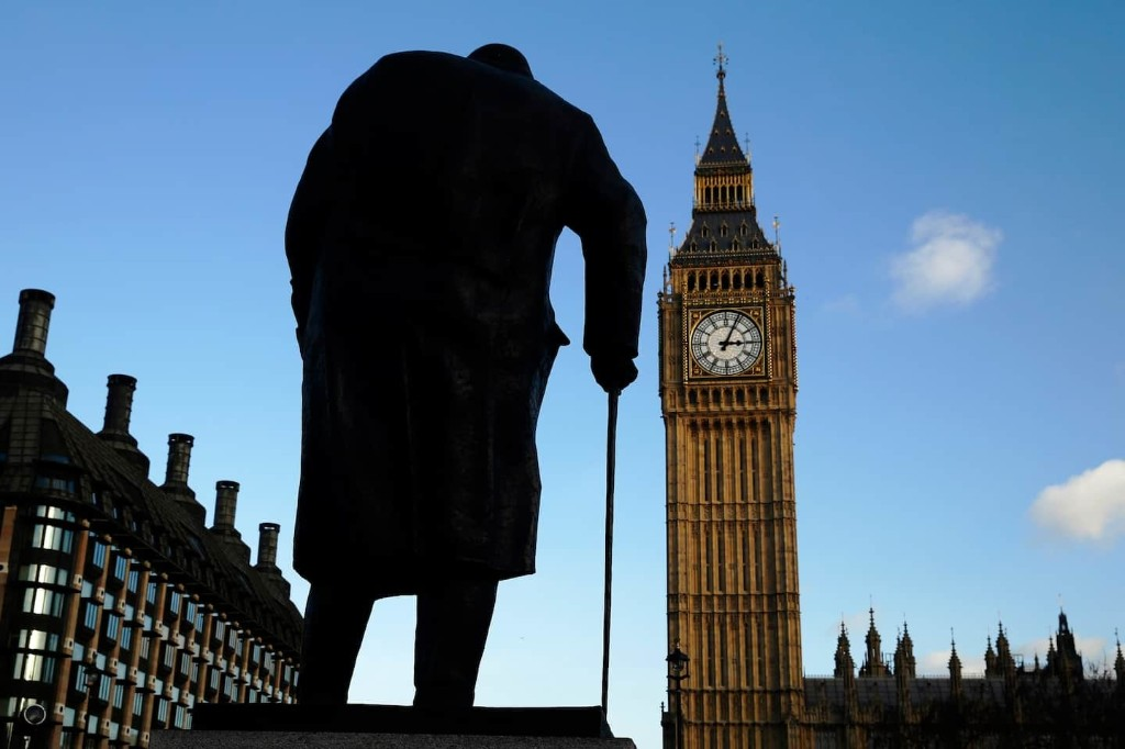In Winston Churchill, Hollywood rewards a mass murderer