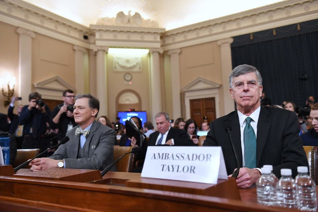 5 takeaways from Bill Taylor's and George Kent's impeachment testimony