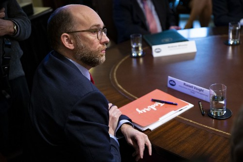 The partisan warrior leading the White House's shutdown response