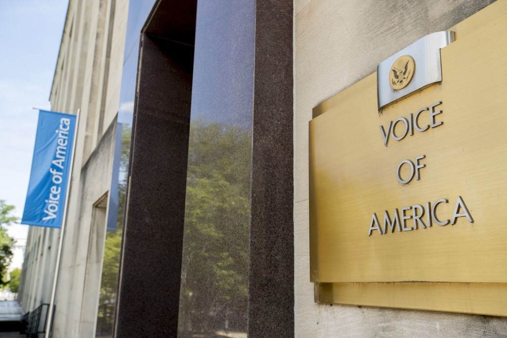Voice of America needs to be independent and relevant