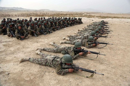 Afghan forces rescue more than 60 hostages from Taliban prison in night raid