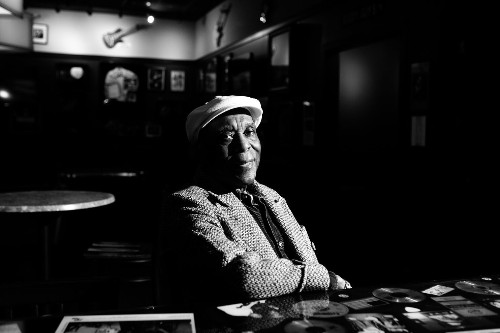 Blues legend Buddy Guy says that in a lifetime of playing guitar, he's still learning