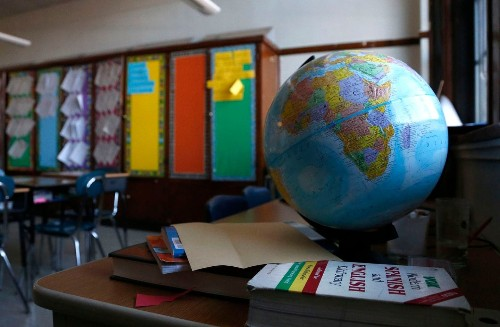 Half of the world is bilingual. What's our problem?