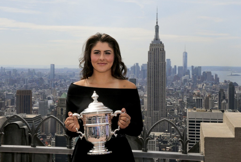 Bianca Andreescu opts out, leaving U.S. Open without defending men's, women's champions